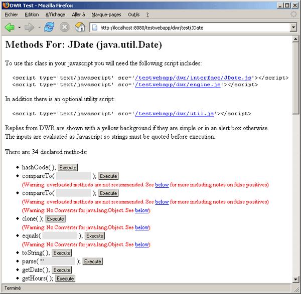 Developpons En Java Ajax